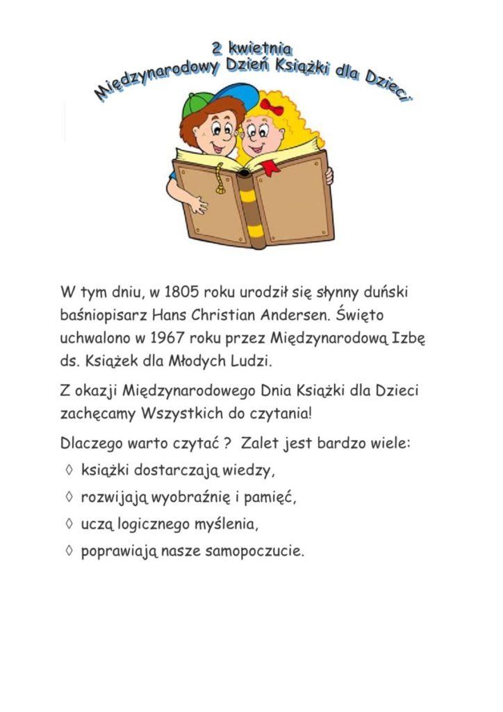 Miedzynarodowy Dzien Ksiazki1